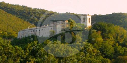Kloster in Sassoferrato