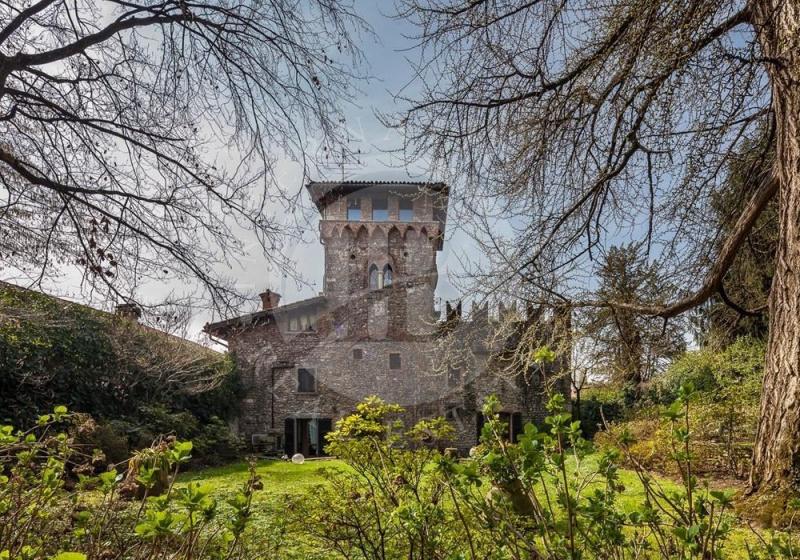 Schloss in Gorle