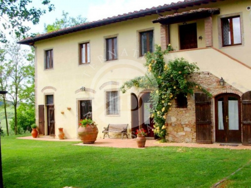 Farmhouse in Barberino Tavarnelle
