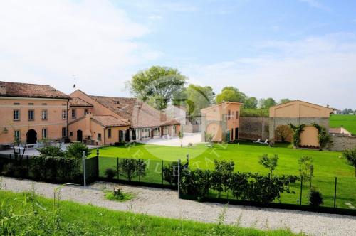 Bauernhaus in Borgo Virgilio