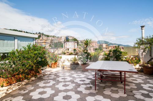 Penthouse in Genua
