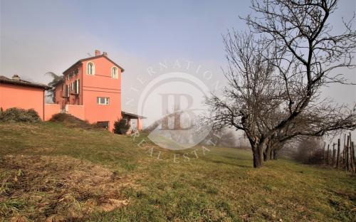 Landhaus in Monleale