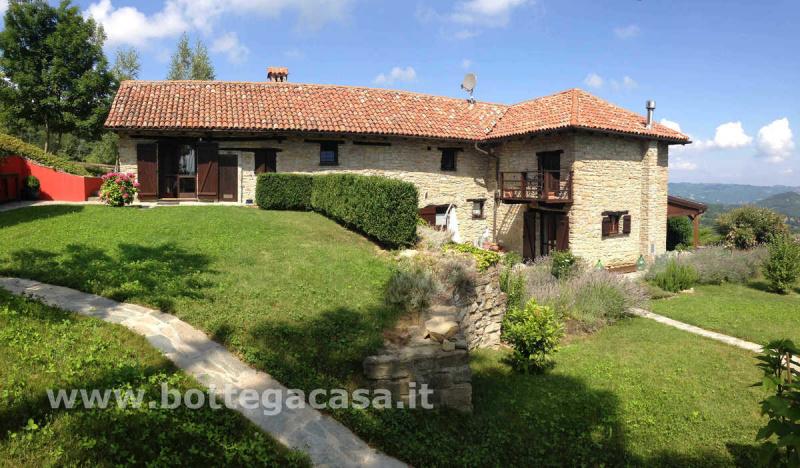 Landhaus in Roccaverano