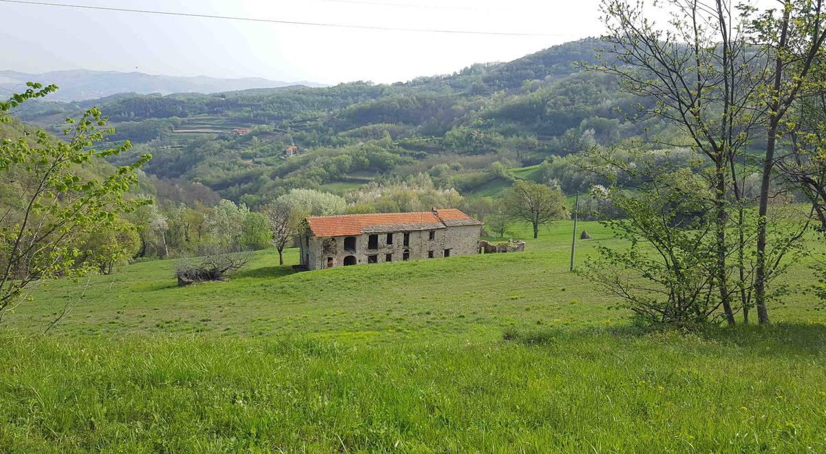 罗卡韦拉诺乡间房屋