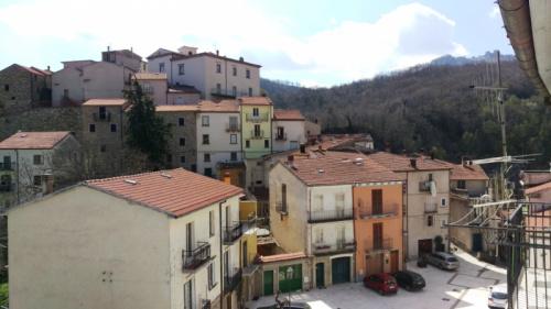 Casa histórica en Castelverrino