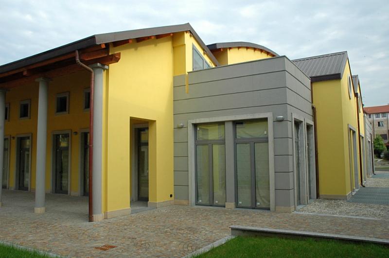 Einfamilienhaus in Seregno