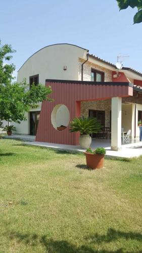 Casa independiente en Formia