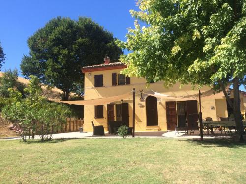 Hus på landet i Senigallia