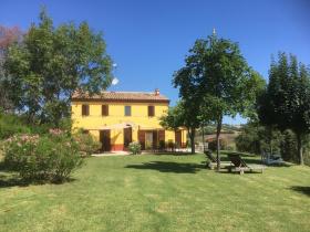 Landhaus in Senigallia