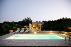 Villa i Diso