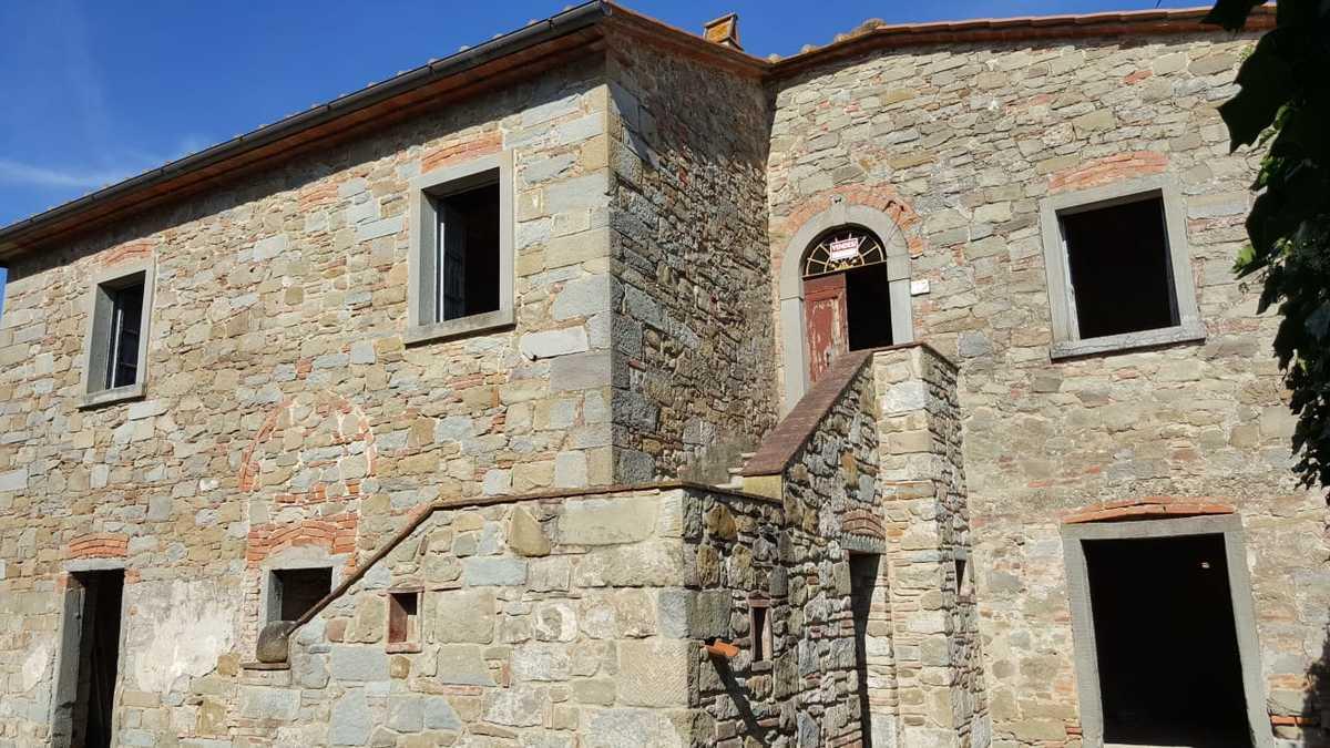 Hus på landet i Castiglion Fiorentino