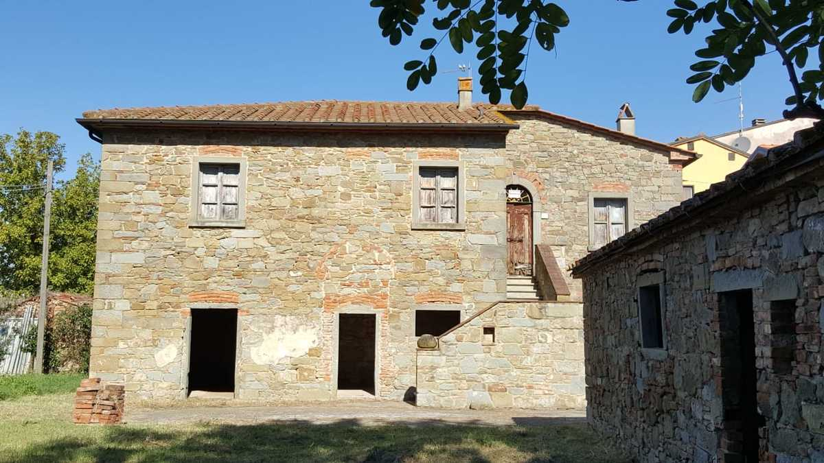 Casa de campo en Castiglion Fiorentino