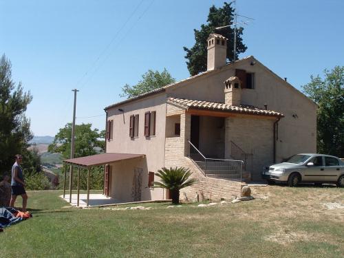 Huis op het platteland in Offida