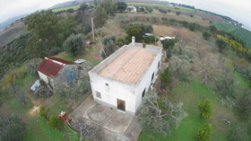 Country house in Pisticci