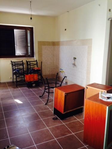 Apartamento en Calcata