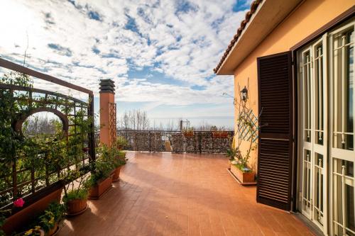 Zolderkamer in Trevignano Romano