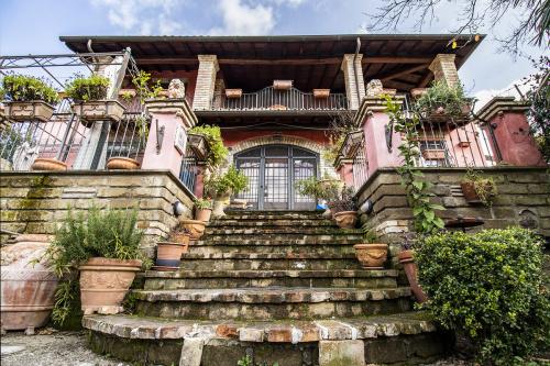 Einfamilienhaus in Trevignano Romano