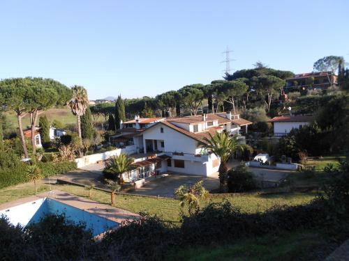 Villa in Rom
