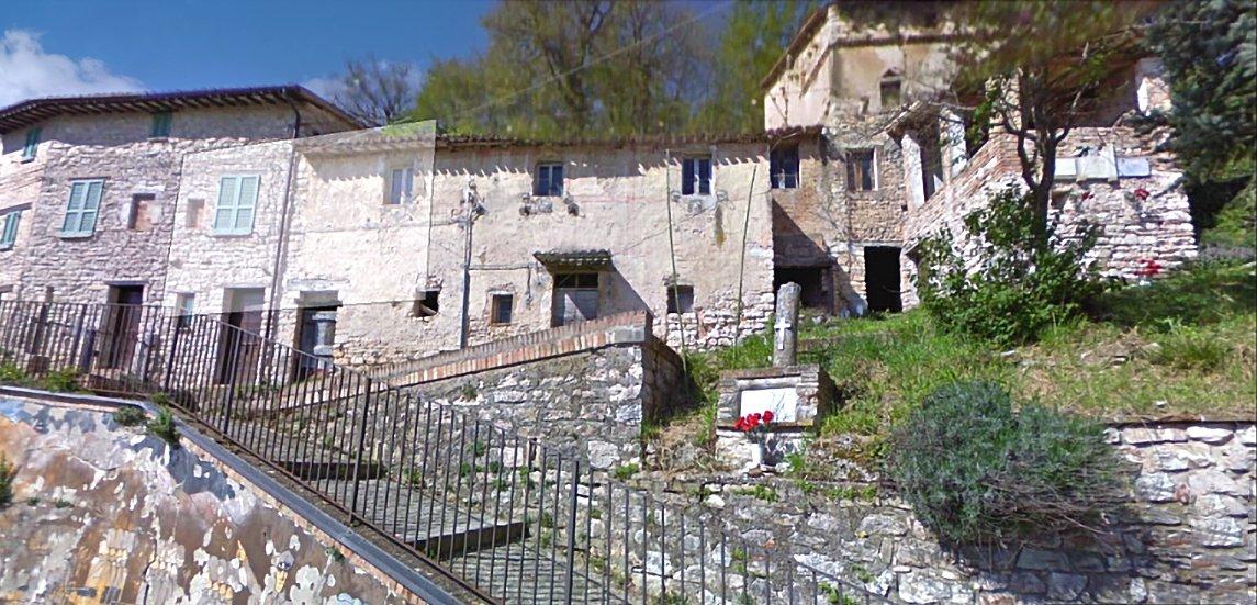 Haus in Caldarola