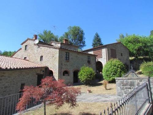 Bauernhaus in Pratovecchio Stia