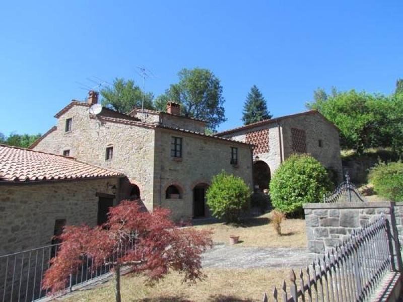 Cabaña en Pratovecchio Stia