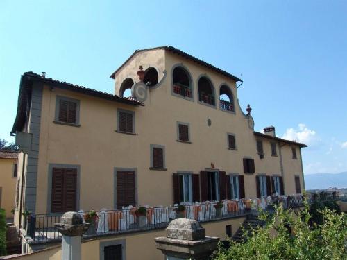 Villa en Carmignano