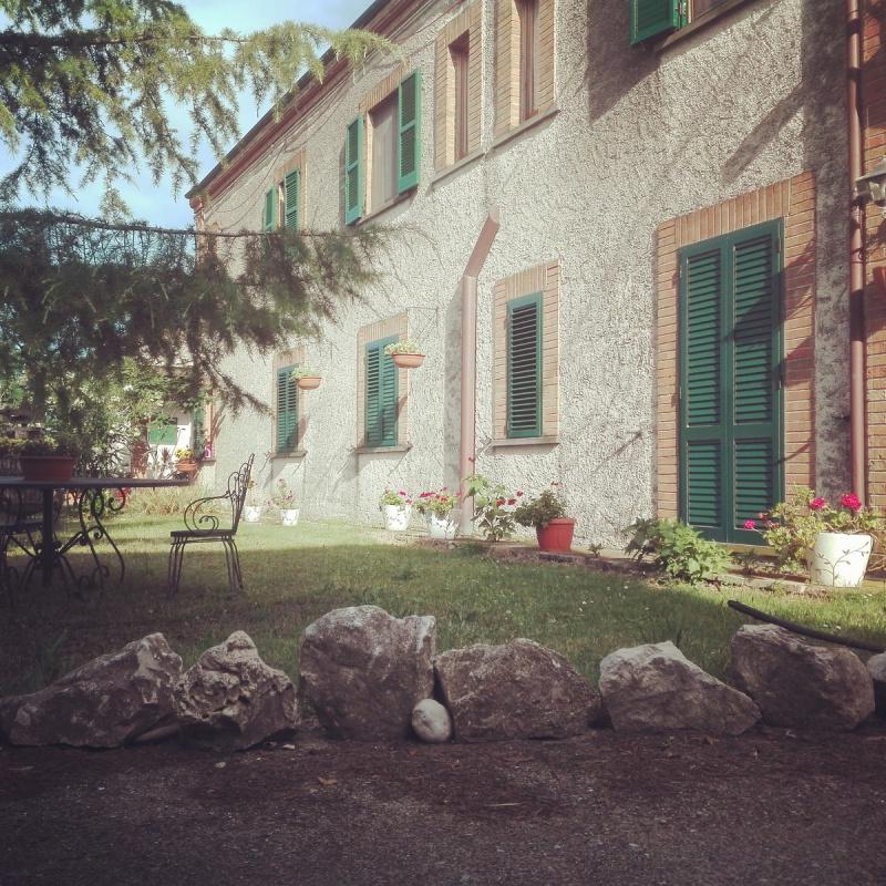 Landhaus in Acquaviva Picena