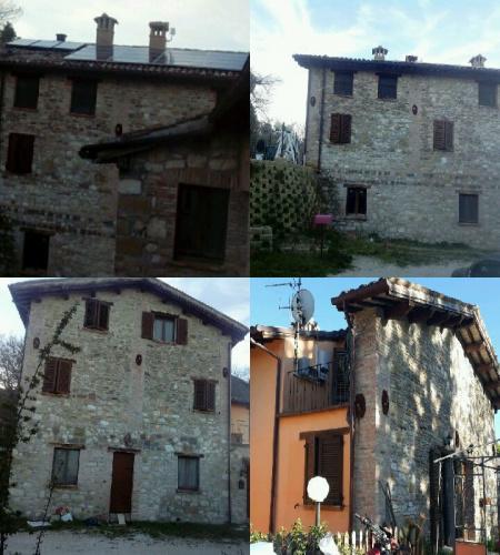 Casa de campo en Camerino