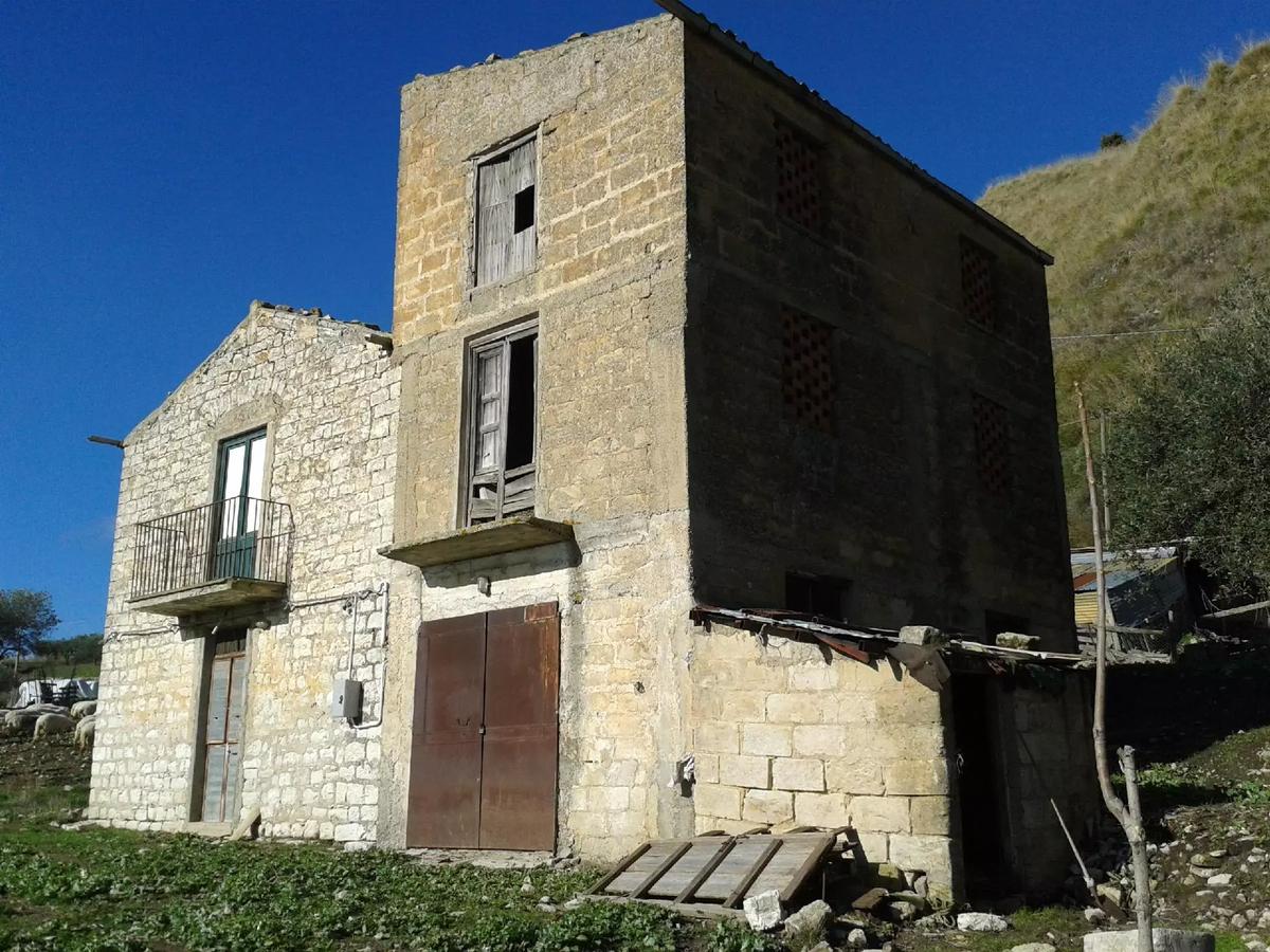Landhaus in Chiusa Sclafani