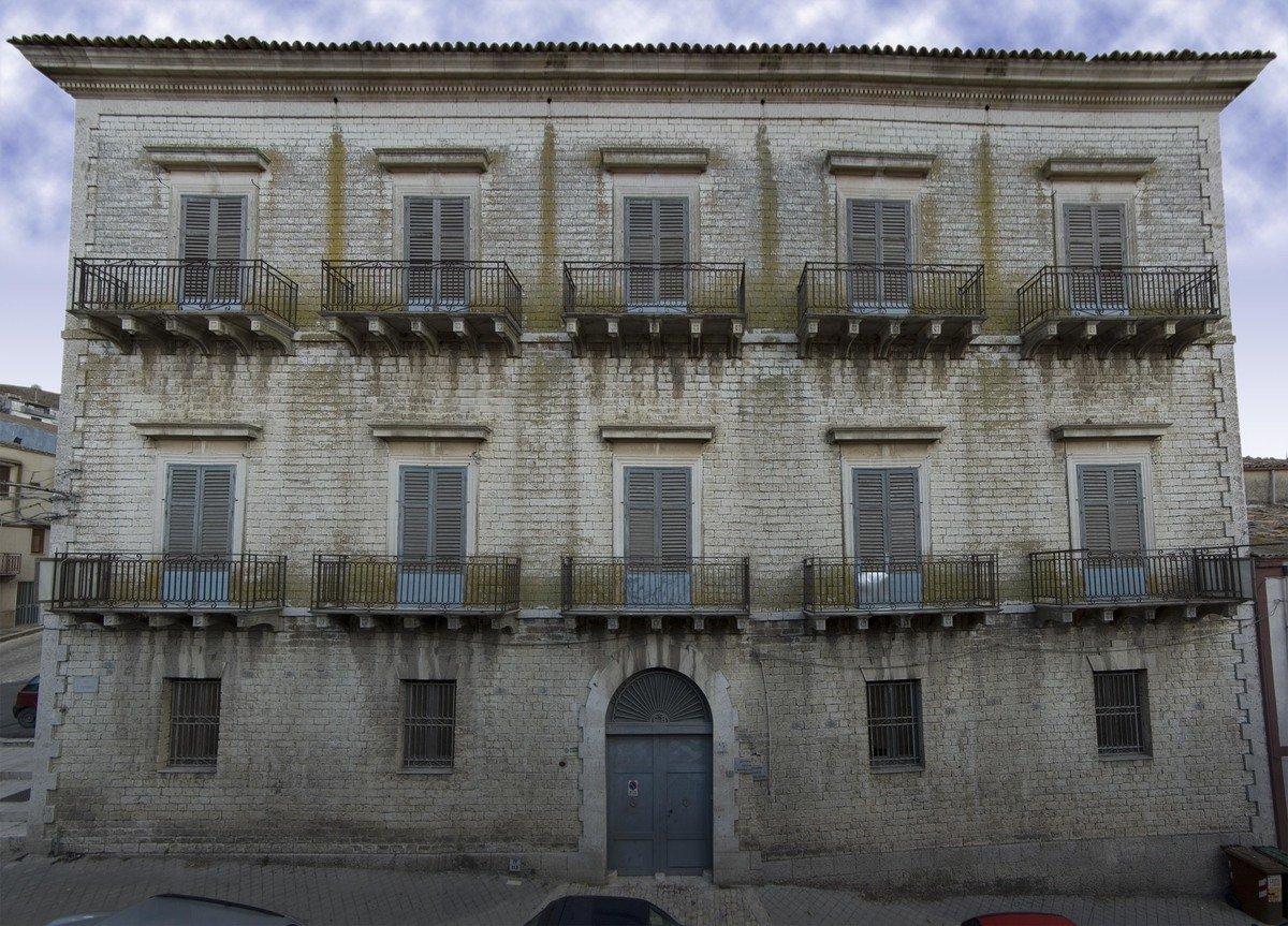 Palast in Chiusa Sclafani