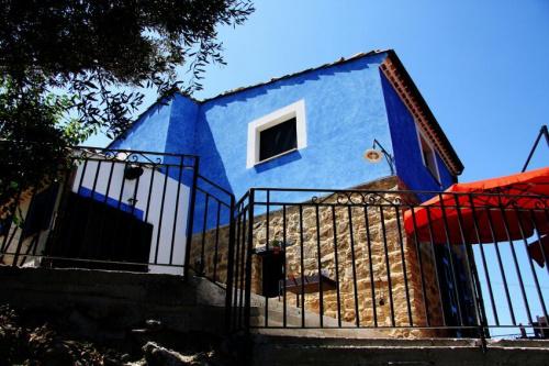 Landhaus in Santo Stefano di Camastra