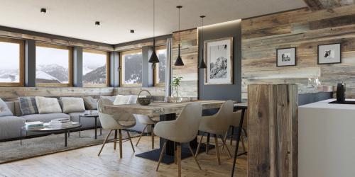 Apartamento em Corvara in Badia