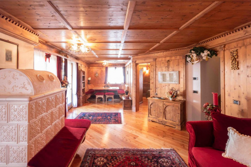 Penthouse in Corvara
