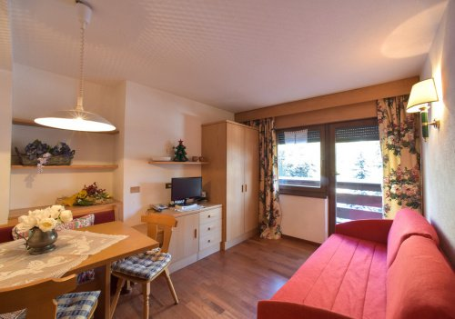 Appartement in Corvara