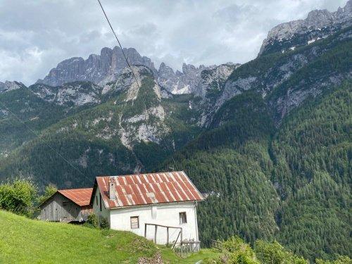 Casa independiente en San Tomaso Agordino