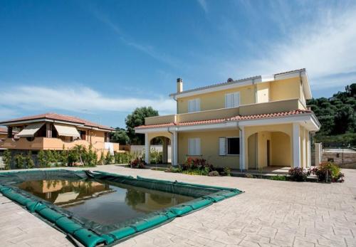 Villa i Zambrone