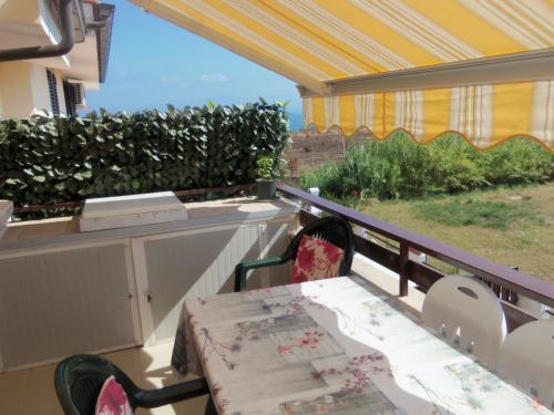 Lägenhet i Tropea
