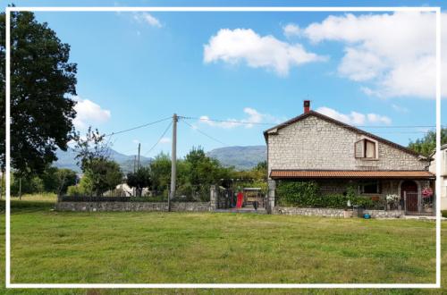 Historisches Haus in Sepino