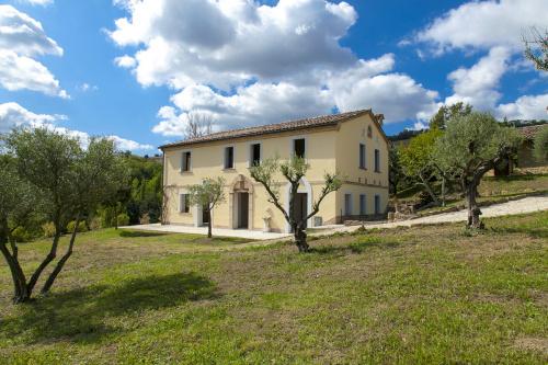 Cabaña en Camporotondo di Fiastrone