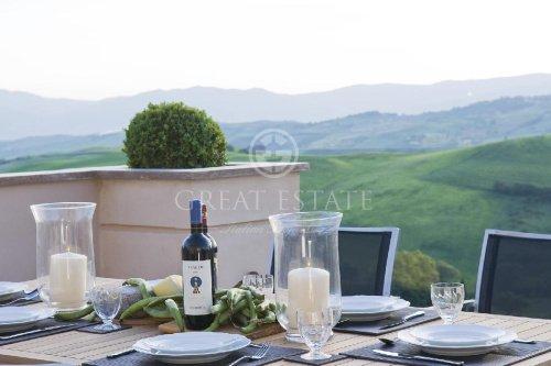 Onafhankelijk appartement in San Casciano dei Bagni