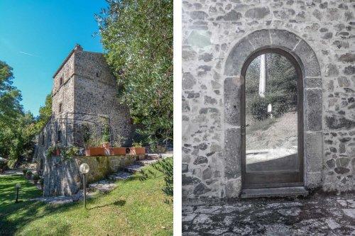 Torn i Castel Giorgio