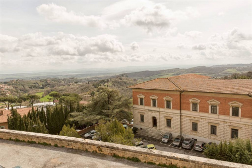Historic apartment in Montepulciano