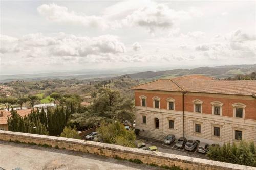 Appartamento storico a Montepulciano
