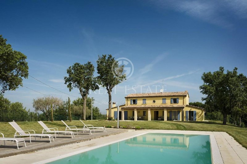 Bauernhaus in San Costanzo