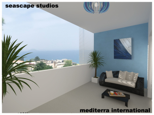 Studio appartement in Tropea