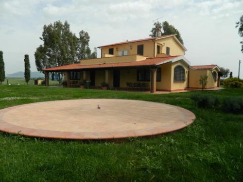 Villa en Montalto di Castro