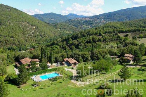 Urlaub auf dem Bauernhof in Chiusi della Verna