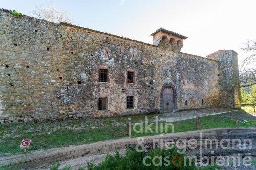 Монастырь в Греве-ин-Кьянти