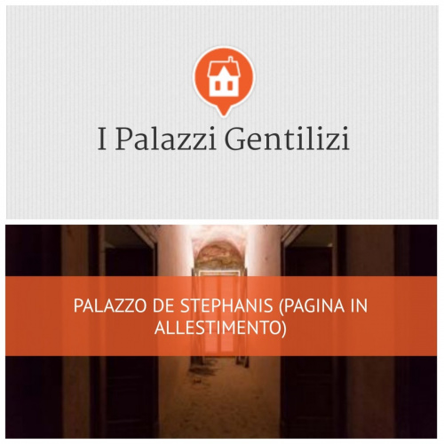Demeure historique à Città Sant'Angelo
