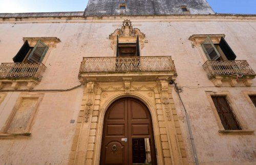 Edificio en Galatina
